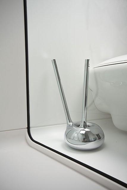 Bílý sprchový kout - umělý kámen LG Hi-Macs