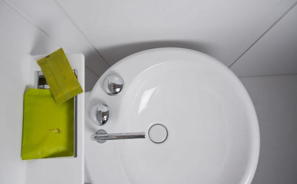 Koupelna - umělý kámen LG Hi-Macs