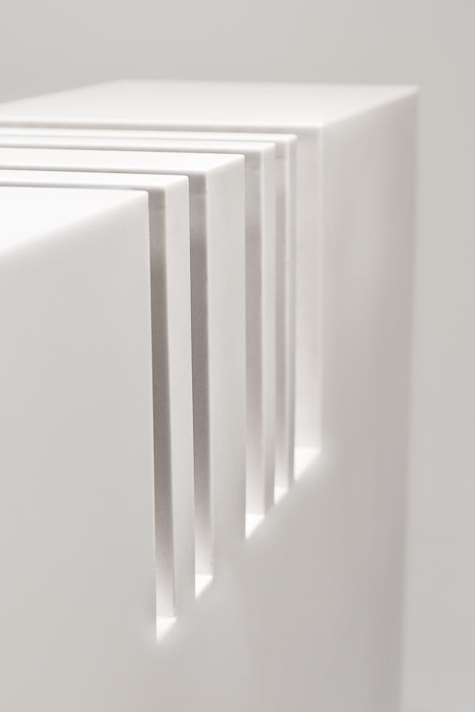 Recepční pult - umělý kámen LG Hi-Macs