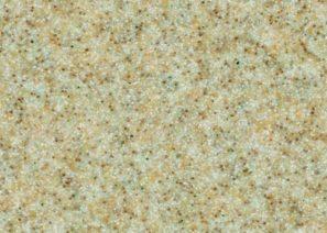 Umělý kámen Staron SANDED dekor Sanded Vermillion