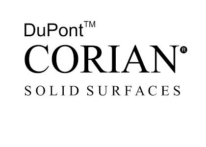 umělý kámen corian - logo
