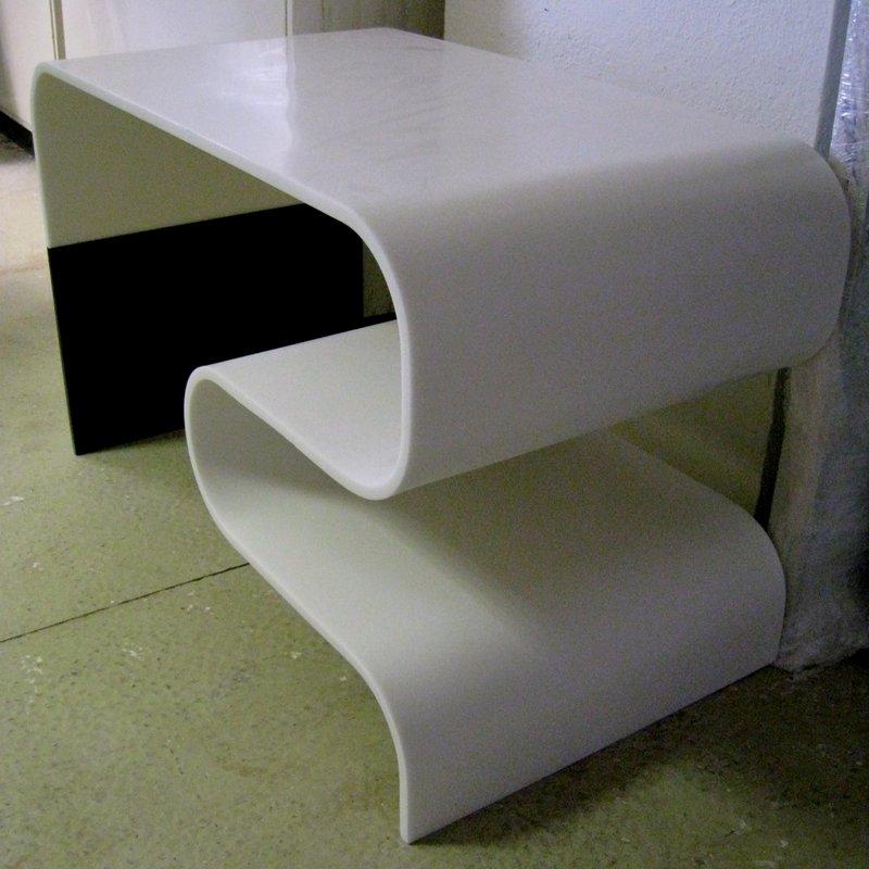 Umělý kámen - tvarování (thermoforming)