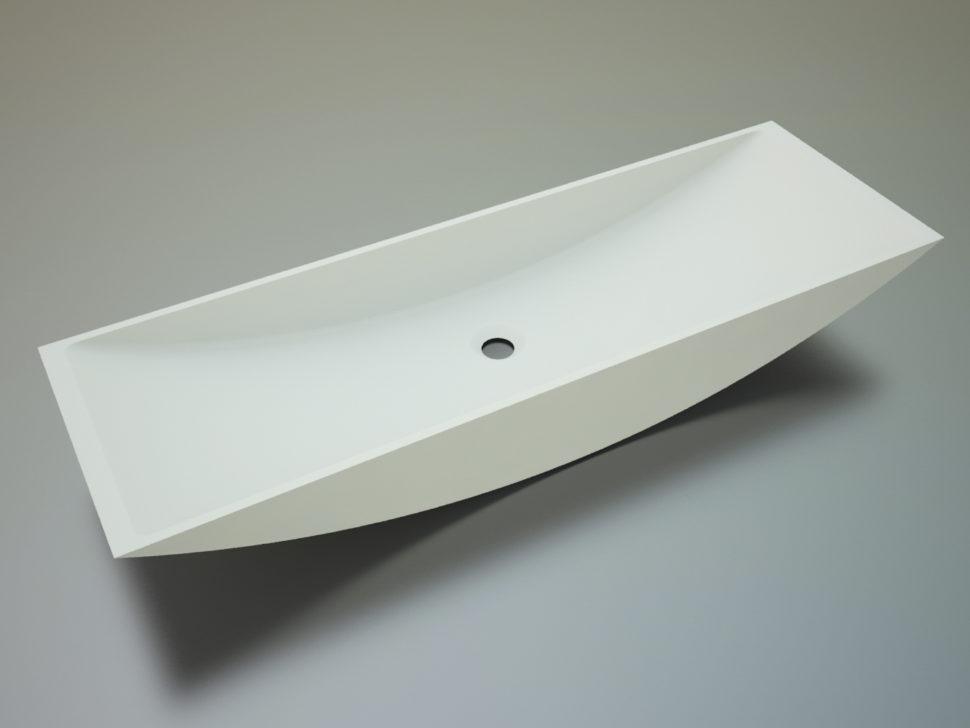Umyvadlo ANGOLO 1060a zumělého kamene